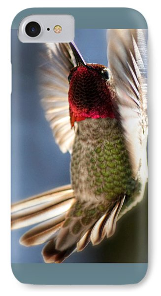 Free Falling IPhone Case by Melanie Lankford Photography