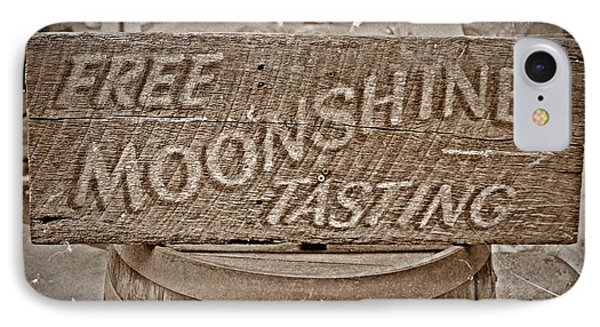 Free Moonshine IPhone Case