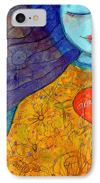 Free Your Mind And Grace Will Follow IPhone Case