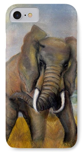 IPhone Case featuring the painting Freedom by Annamarie Sidella-Felts
