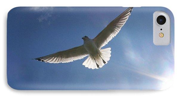 Freedom Flight IPhone Case by Jackie Mueller-Jones
