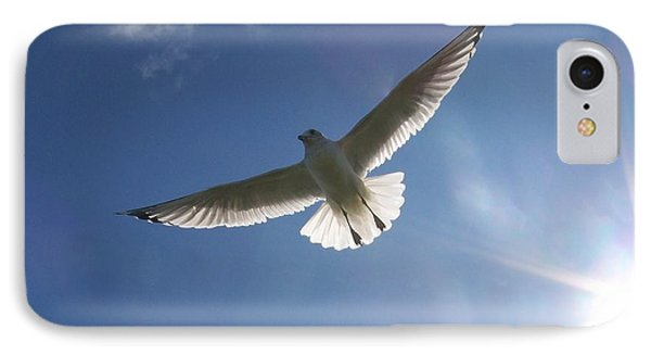 IPhone Case featuring the photograph Freedom Flight by Jackie Mueller-Jones