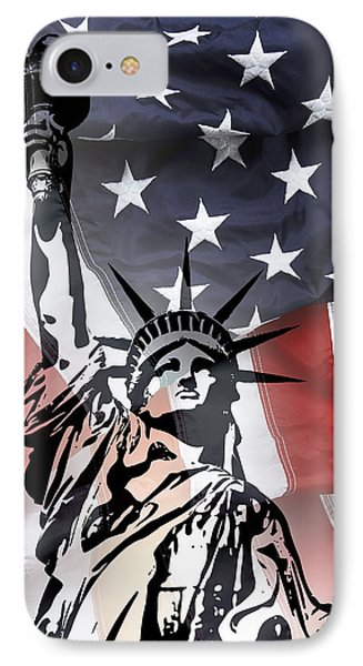 Freedom For Citizens IPhone Case