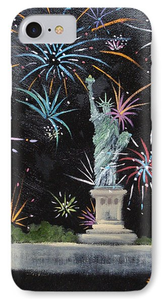 Freedom Phone Case by Judith Rhue