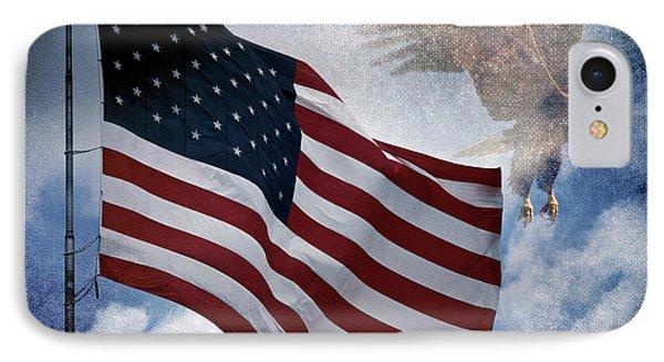 Freedom Phone Case by Scott Pellegrin