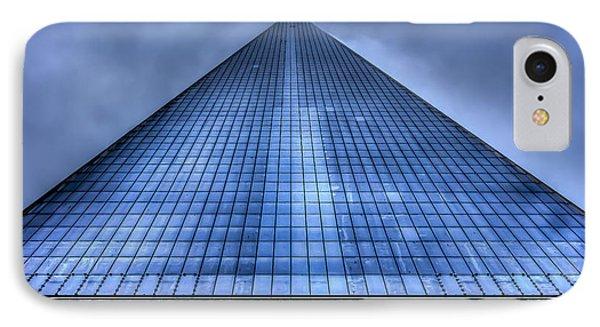 Freedom Tower IPhone Case by Rafael Quirindongo
