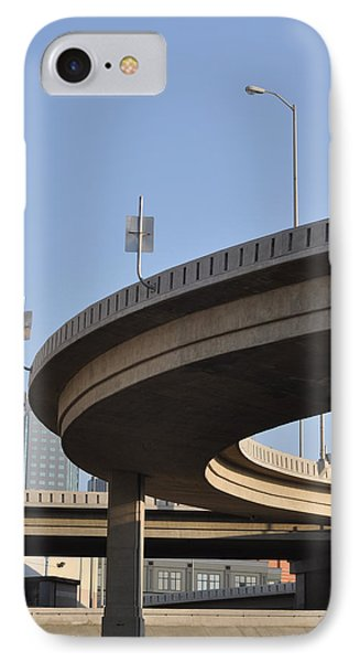 Freeway IPhone Case by Stuart Hicks