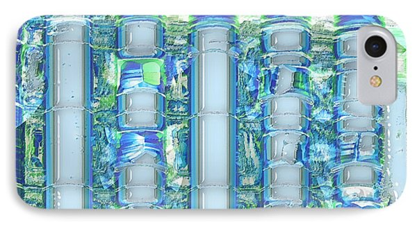 Freeze Warning Phone Case by Wendy J St Christopher