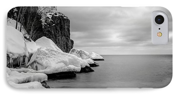 IPhone Case featuring the photograph Freezing Beauty by RC Pics