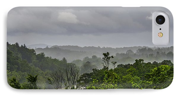 French Broad River Phone Case by Carolyn Marshall