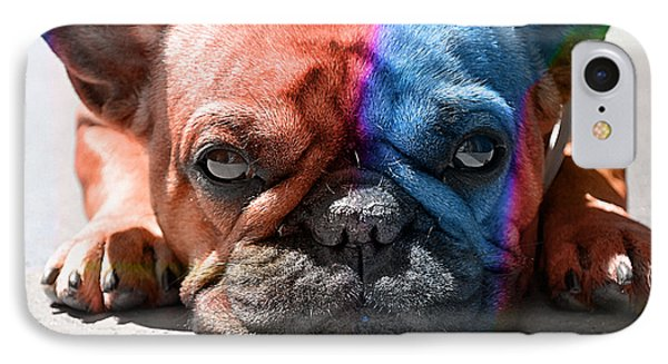 French Bulldog IPhone Case by Marvin Blaine