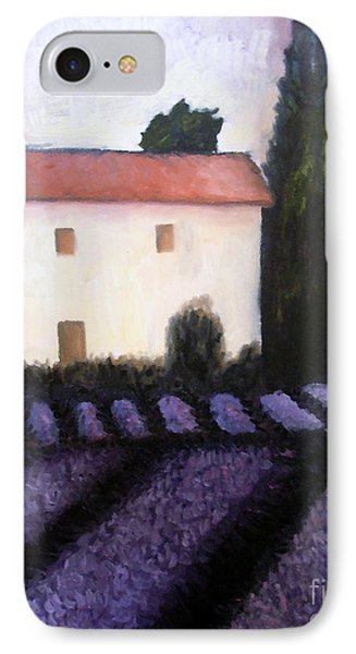 French Lavender Phone Case by Venus