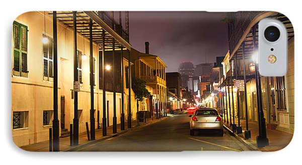 French Quarter Phone Case by Denis Tangney Jr