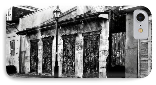 French Quarter Study 1 IPhone Case