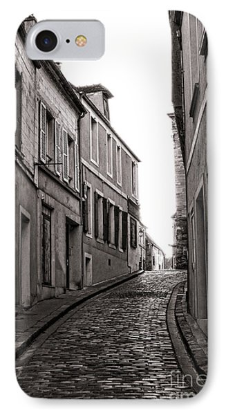 French Street Phone Case by Olivier Le Queinec