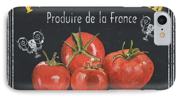 French Vegetables 1 IPhone Case by Debbie DeWitt