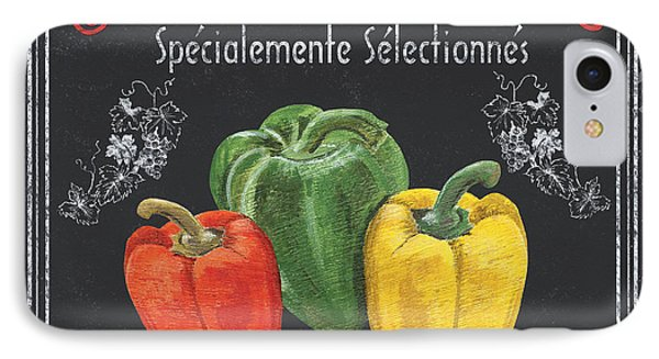 French Vegetables 3 IPhone Case by Debbie DeWitt