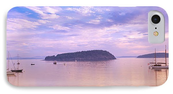 Frenchman Bay, Bar Harbor, Maine, Usa IPhone Case by Panoramic Images