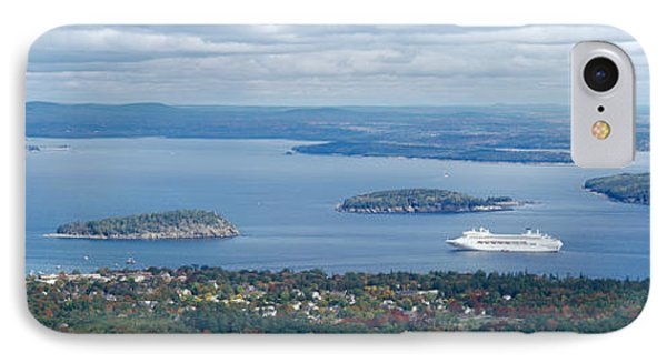 Frenchmans Bay Bar Harbor Me Usa IPhone Case