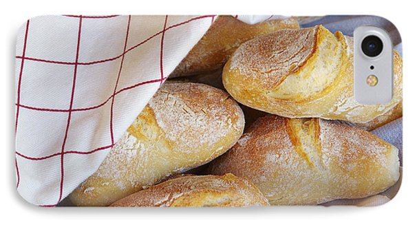 Fresh Bread Phone Case by Carlos Caetano