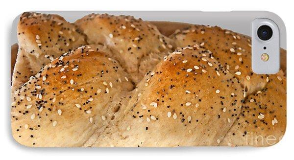 Fresh Challah Bread Art Prints IPhone Case