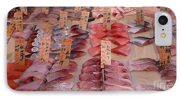 Fresh From Tsukiji Phone Case by David Bearden
