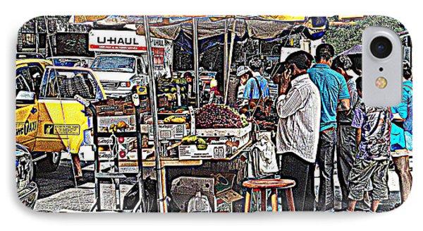 Fresh Fruit IPhone Case by Miriam Danar