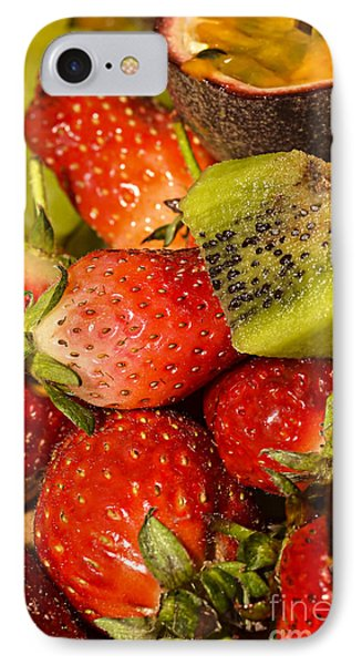Fresh Fruit Salad IPhone Case