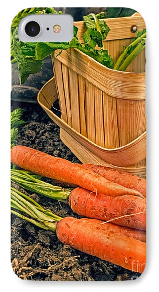 Fresh Garden Vegetables IPhone Case