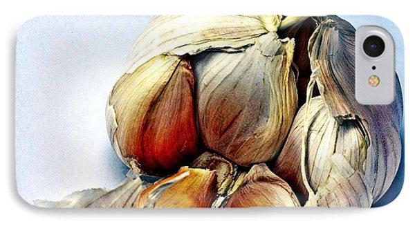 Fresh Garlic  IPhone Case