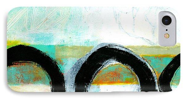 Fresh Paint #4 Phone Case by Jane Davies