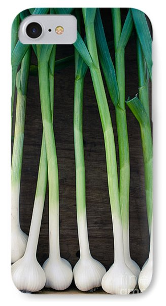 Fresh Picked Garlic IPhone Case