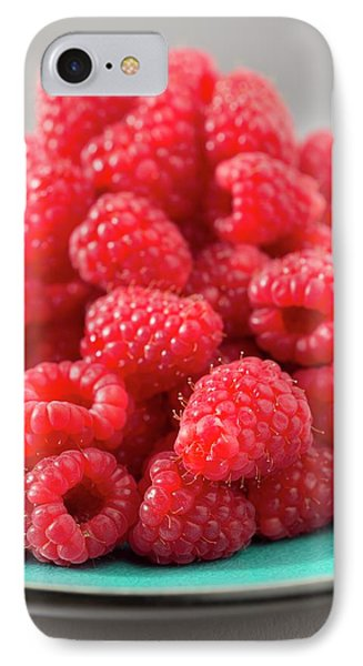 Fresh Raspberries IPhone 7 Case