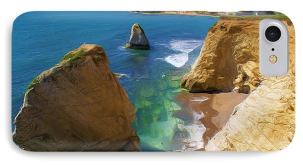 Freshwater Bay IPhone Case by Ron Harpham