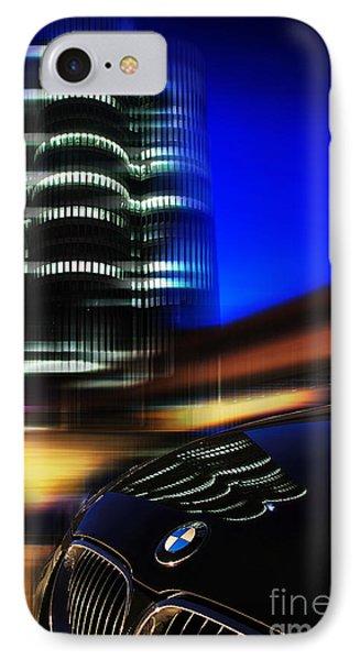 Freude Am Fahren IPhone Case by Hannes Cmarits