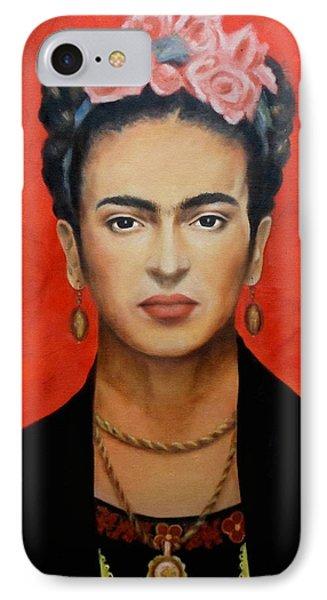Frida Kahlo Phone Case by Elena Day