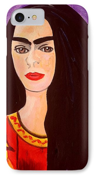Frida Kahlo Young IPhone Case
