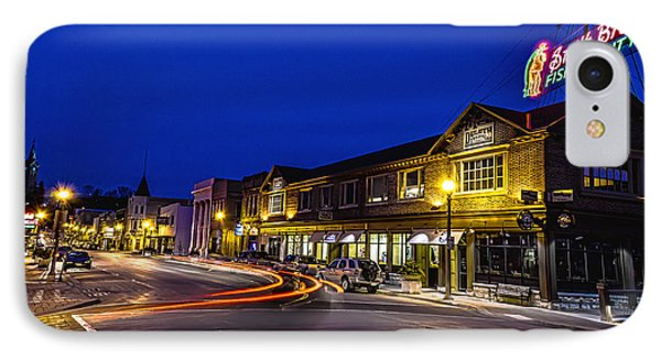 Friday Night Lights IPhone Case by James  Meyer