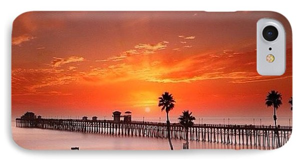 iPhone 7 Case - Friends, One Of My Photos In The by Larry Marshall