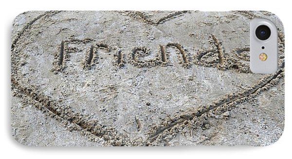 Friends Phone Case by Frozen in Time Fine Art Photography