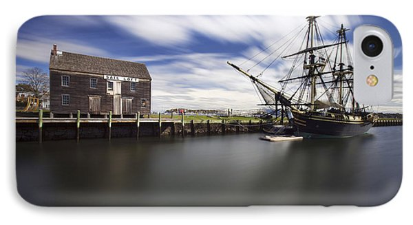Friendship Of Salem IPhone Case by Eric Gendron