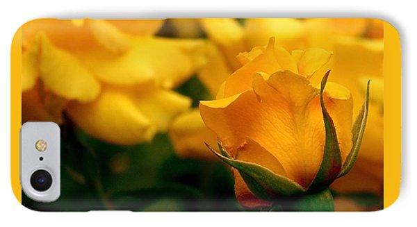 Friendship Roses IPhone Case