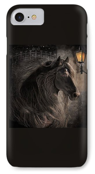 Friesian Glow IPhone Case