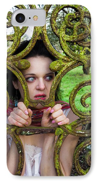 Frightened  Phone Case by Semmick Photo