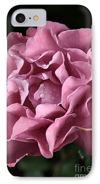 Frilly Rose Phone Case by Joy Watson