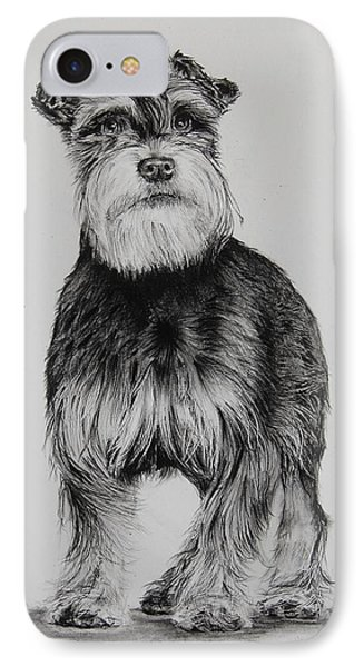 Fritz IPhone Case by Jean Cormier
