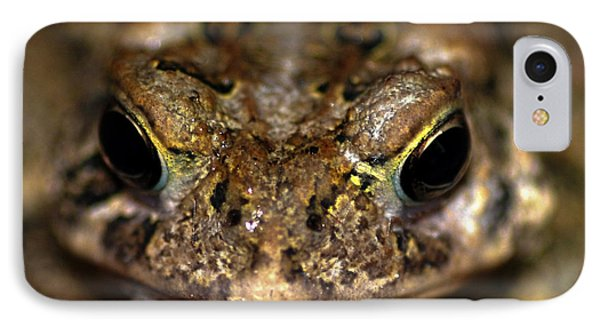 Frog 2 IPhone Case by Optical Playground By MP Ray