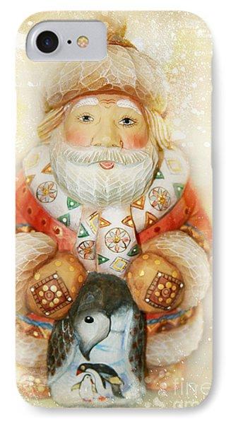 frohe Weihnachten Phone Case by Sharon Mau