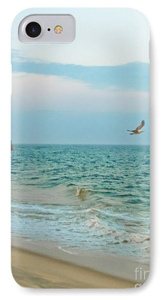 Frolic IPhone Case by Colleen Kammerer