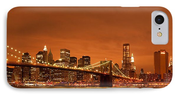 From Brooklyn To Manhattan Phone Case by Andreas Freund